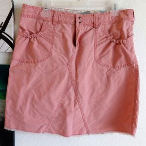 0ab3a7041d156 Urban Outfitters Skirts - Urban Outfitters Lux Pink Mini Skirt